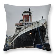 Save The United States Throw Pillow