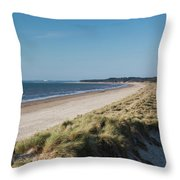 Saving Private Ryan Stand In For Omaha Throw Pillow