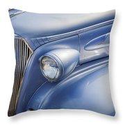 Saweet Chevy 1937 Chevrolet Throw Pillow