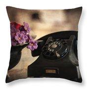 Say You Will... Throw Pillow