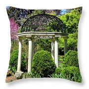 Sayen Garden Dream Throw Pillow