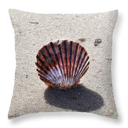 Scalloped Throw Pillow