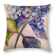 Scented Beauty Throw Pillow