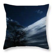 Schattenlicht - Shadowlight Throw Pillow