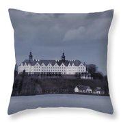 Schloss Ploen Throw Pillow