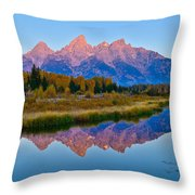 Schwabacher Dawn Throw Pillow