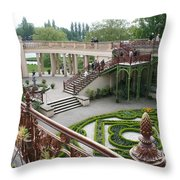 Schwerin The Orangery Throw Pillow