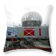 Science Centre Throw Pillow