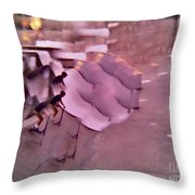 Scooters Gone Wild Series 1 Throw Pillow