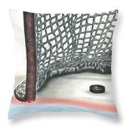 Score Throw Pillow