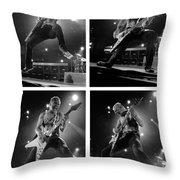 Scorpions-rudolph-gp19 Throw Pillow