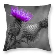 Scotland Calls 1 Throw Pillow