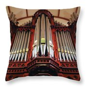 Scots Church Melbourne Throw Pillow