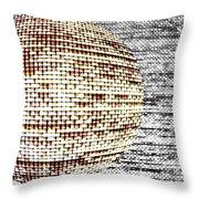 Screen Orb-29 Throw Pillow