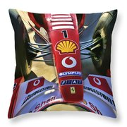 Scume Throw Pillow