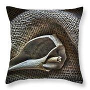 Sea Debris 1419 Throw Pillow