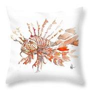 Sea Dude  Throw Pillow