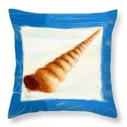 Sea Jewel Throw Pillow by Lourry Legarde