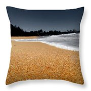 Sea Life 2 Throw Pillow