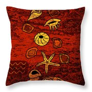 Sea Magic Throw Pillow
