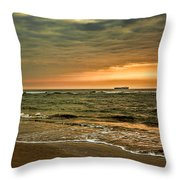 Seagoing Throw Pillow