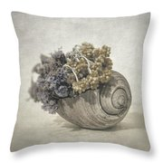 Seashell No.2 Throw Pillow