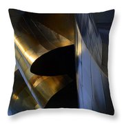 Seattle Emp Building 1 Throw Pillow