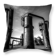 Seattle Light Company  Throw Pillow