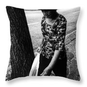 Seaweed Special Throw Pillow