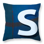 Seaworthy S Throw Pillow