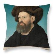 Sebastian Andorfer Throw Pillow