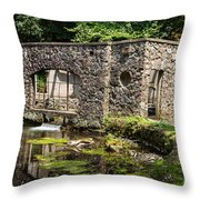 Secluded Domicile Throw Pillow