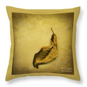 Second In Line Throw Pillow