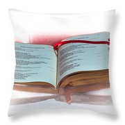 Second Sunday In Ordinary Time Throw Pillow