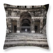 Second Time Around The Forum Throw Pillow