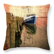 Second Wind Throw Pillow