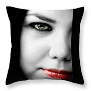 Secret Throw Pillow