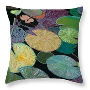 Secret Hideaway Throw Pillow