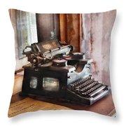 Secretary - Secretaries Day Throw Pillow