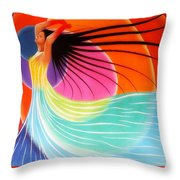 Secure Throw Pillow