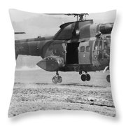Secure The Lz Throw Pillow