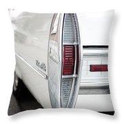 Sedan De Ville Throw Pillow