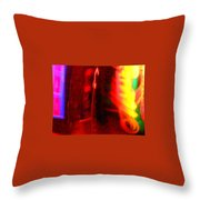 Sedated Forever Throw Pillow
