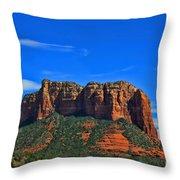 Sedona Az-11 Throw Pillow