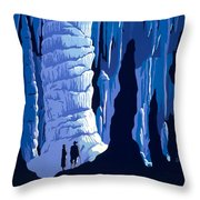 See America 1937 Throw Pillow