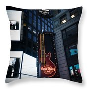 See The Show Throw Pillow