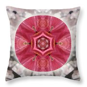 Seeds Of Transformation Throw Pillow