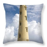 Seeing Through The Clouds Throw Pillow