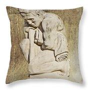 Seeking Freedom Throw Pillow