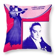 Seems Like Old Times Throw Pillow